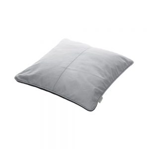 The Bean Cushion - Dove and Oyster