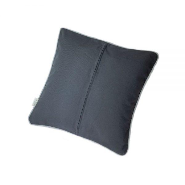The Bean Cushion - Dove & Oyster back