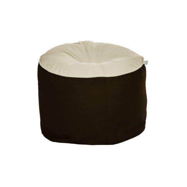 The Bean Stool - Cream and Coffee
