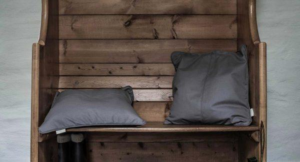 Bean Cushion - Pebble & Orca