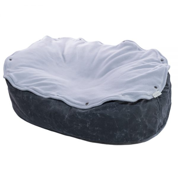 Eco-friendly pet bed ash grey