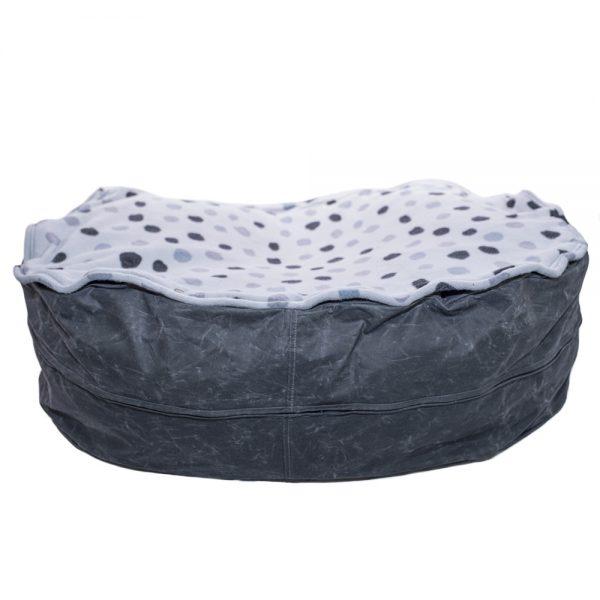Eco-friendly pet bed ash spot back