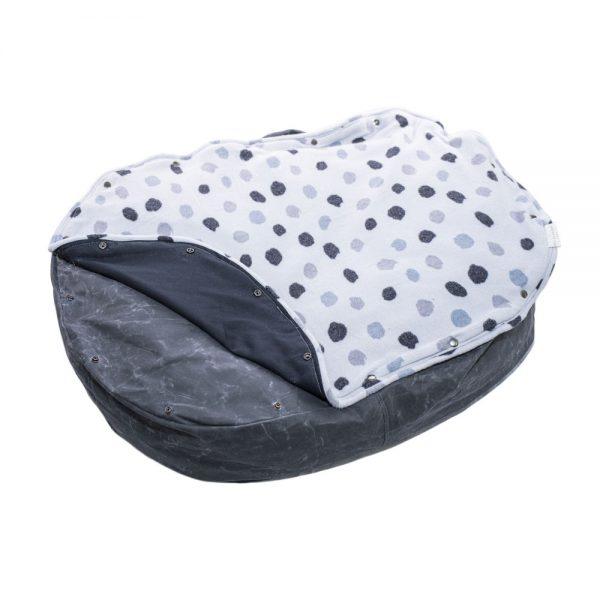Eco-friendly pet bed ash spot top