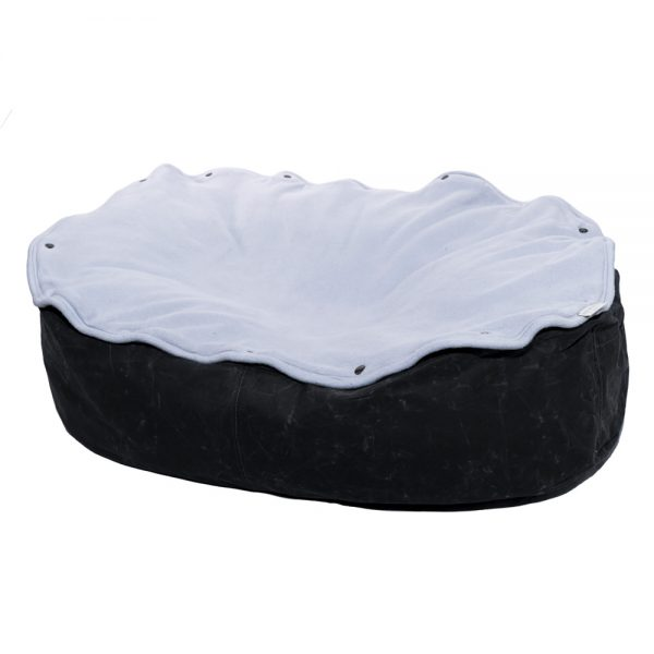 Eco-friendly pet beds orca grey